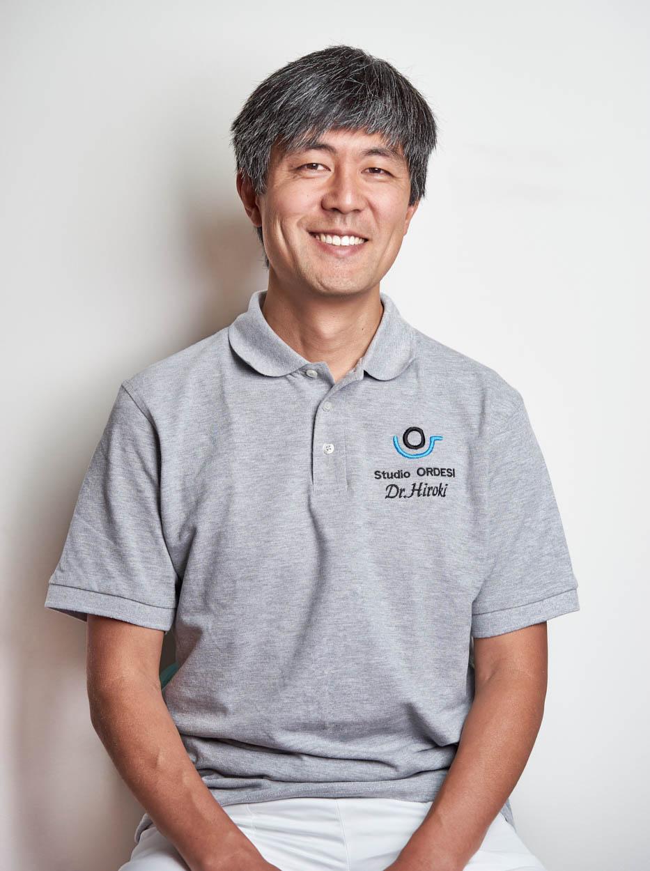 Dott. Francesco Hiroki Moriguchi