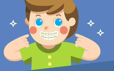 L'apparecchio ai denti per bambini fa male?